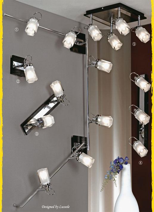 Декоративный светильник Abruzzi LSL-7901-04