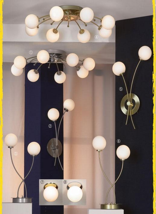 Декоративный светильник Viterbo LSQ-9703-08