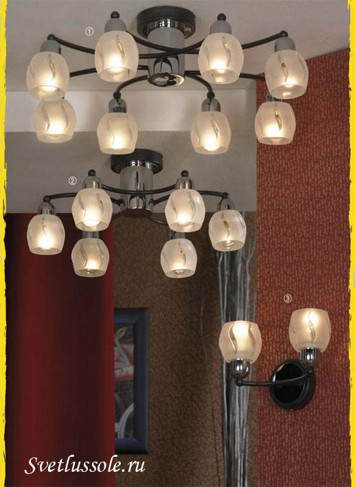 Декоративный светильник Vieste LSL-8503-08