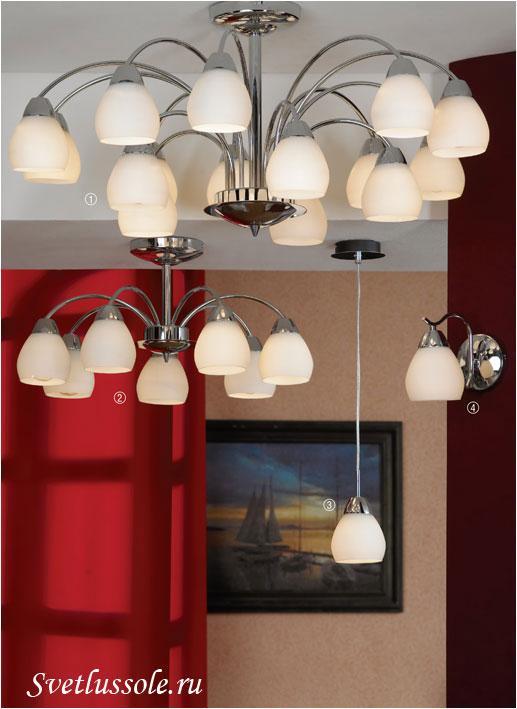 Декоративный светильник Apiro LSF-2403-07