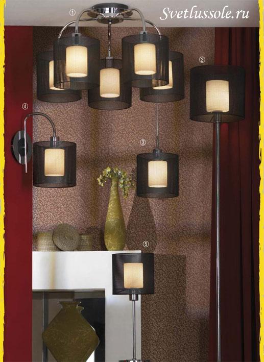 Декоративный светильник Rovella LSF-1903-05