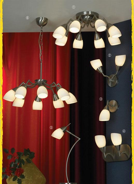 Декоративный светильник Fiora LSQ-8293-08
