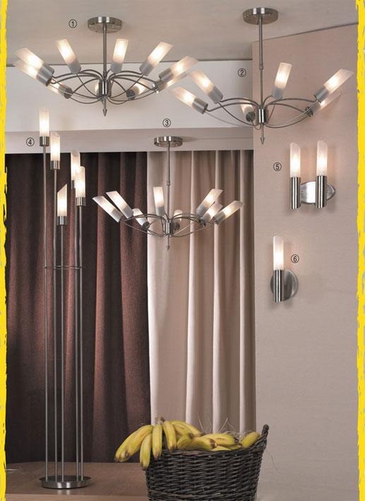 Декоративный светильник Lano LSA-2813-08