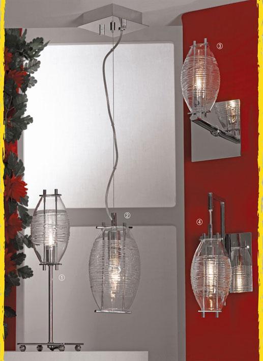 Декоративный светильник Acquasanta LSA-1506-01