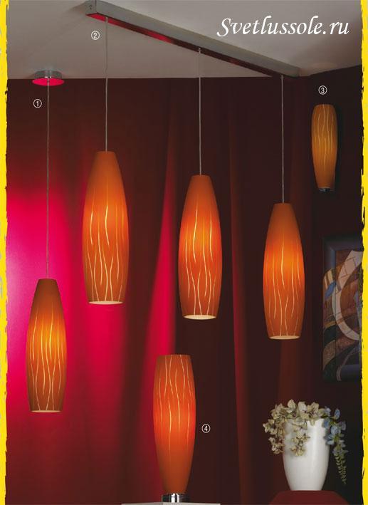 Декоративный светильник Sestu LSQ-6316-03