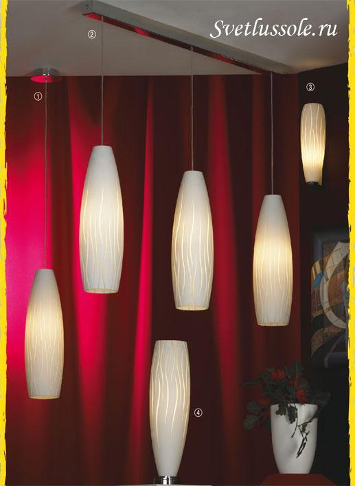 Декоративный светильник Sestu LSQ-6306-03