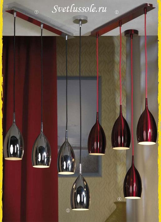Декоративный светильник Collina LSQ-0706-03