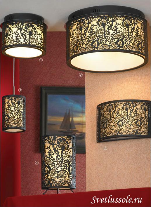 Декоративный светильник Vetere LSF-2377-07