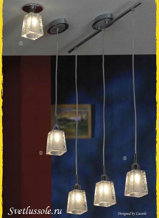Декоративный светильник Saronno LSC-9006-03