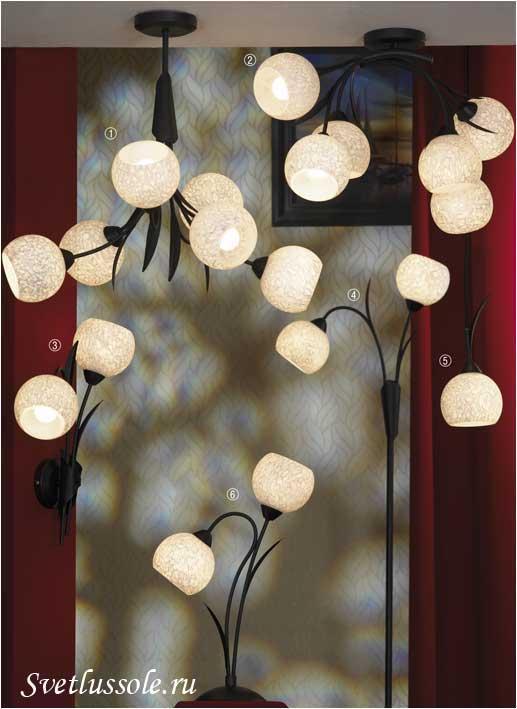 Декоративный светильник Bagheria LSF-6283-06