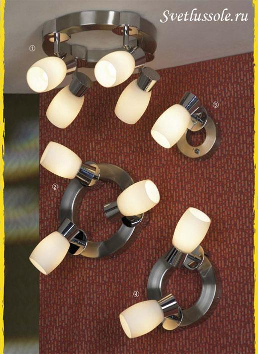 Декоративный светильник Scalera LSQ-2601-04