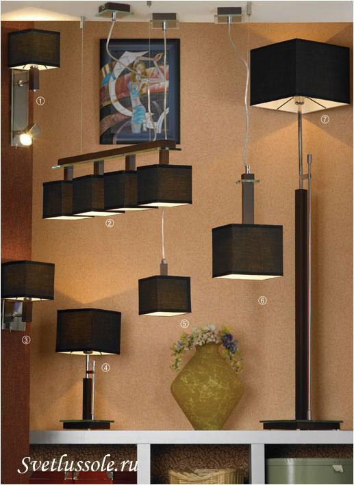 Декоративный светильник Montone LSF-2576-01