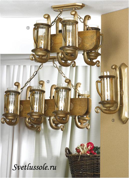 Декоративный светильник Bellona LSF-8606-01
