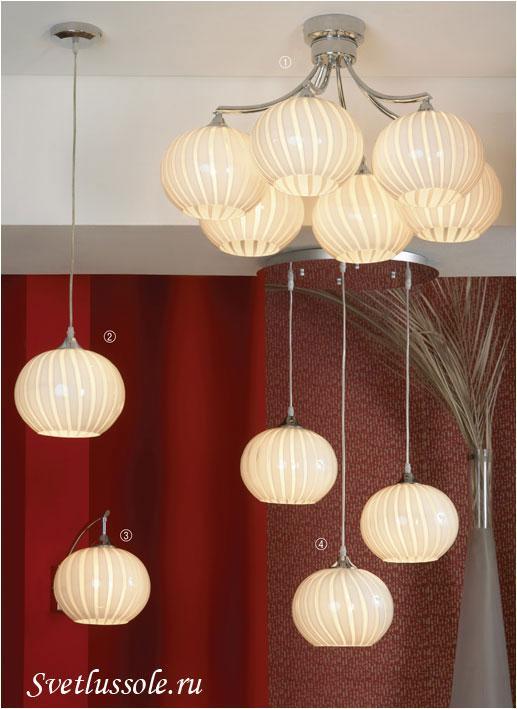 Декоративный светильник Cesano LSF-7203-06