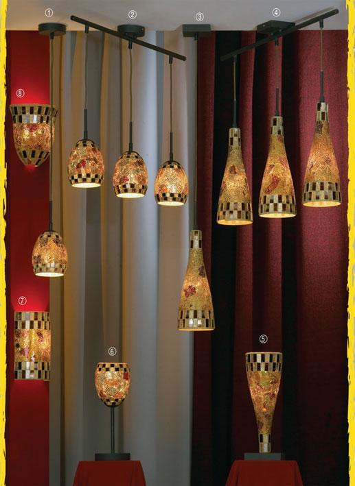 Декоративный светильник Ostuni LSQ-6516-03