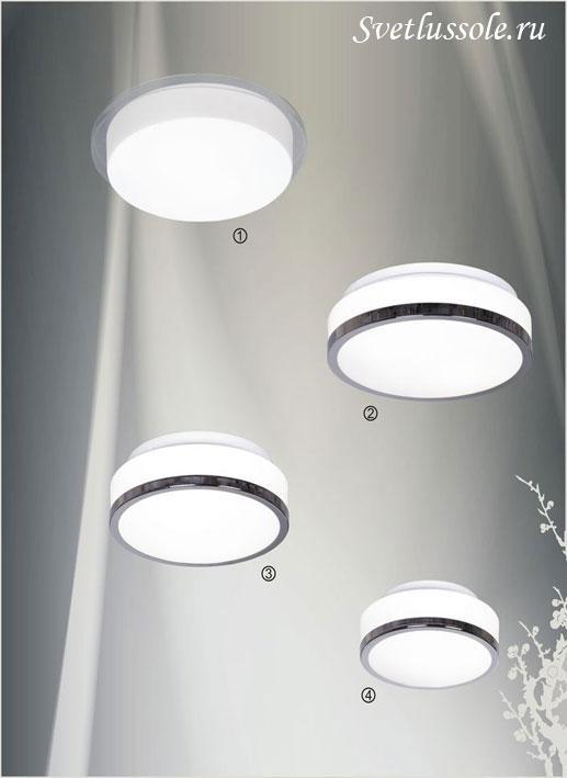 Декоративный светильник 247-122-02 velante