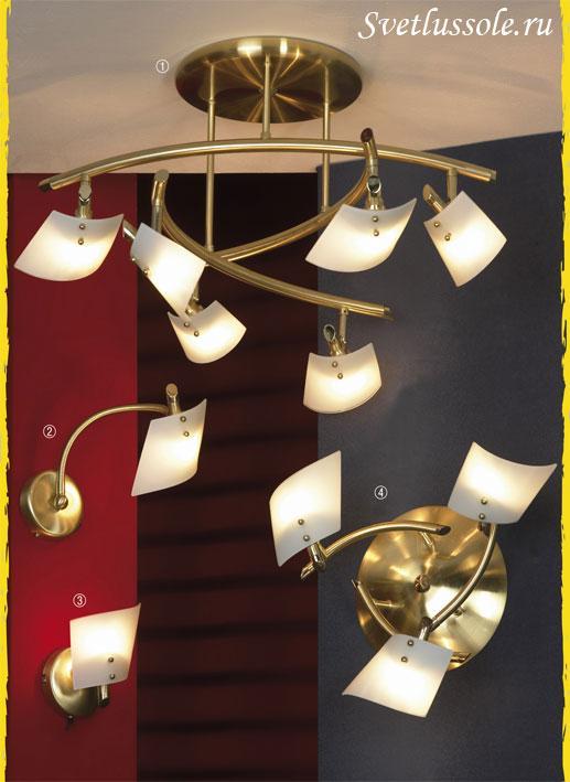 Декоративный светильник Dragoni LSL-1309-06