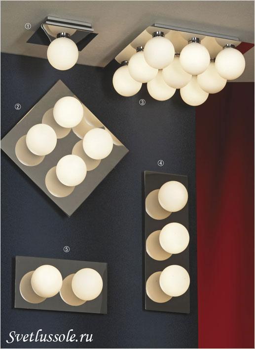 Декоративный светильник Malta LSQ-8901-03