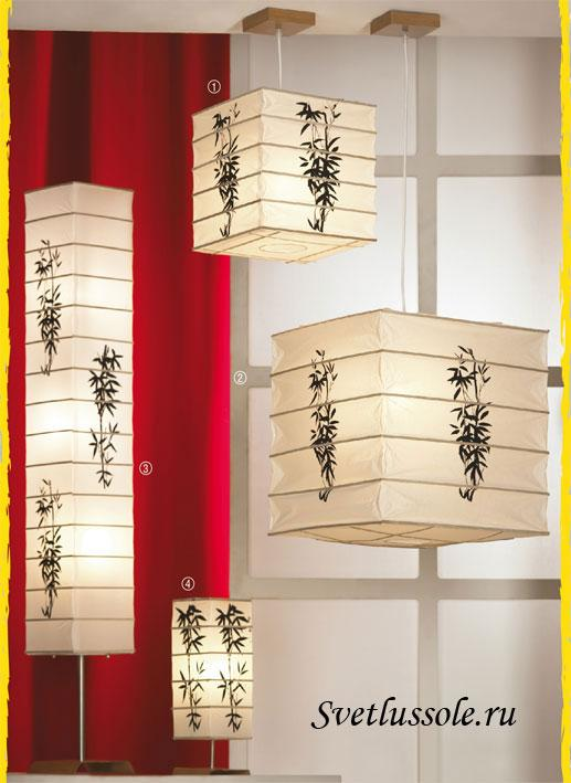Декоративный светильник Teramo LSL-2806-01