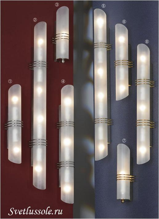 Декоративный светильник Selvino LSA-7711-03