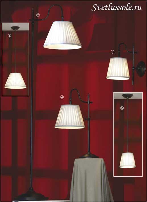 Декоративный светильник Milazzo LSL-2906-01