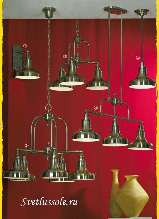 Декоративный светильник Sona LSL-3003-05