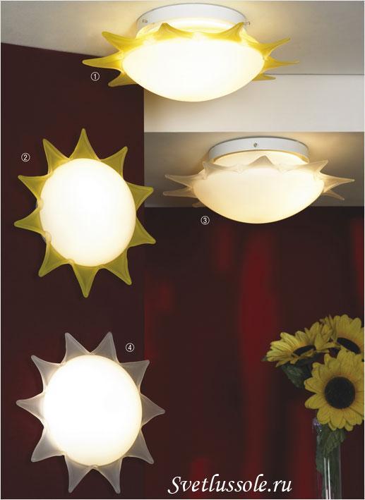 Декоративный светильник Meda LSA-1152-03