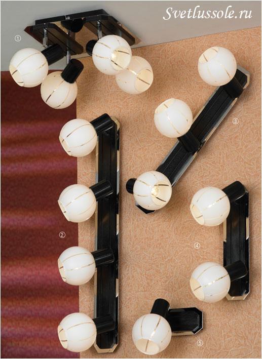 Декоративный светильник Mara LSL-8901-04