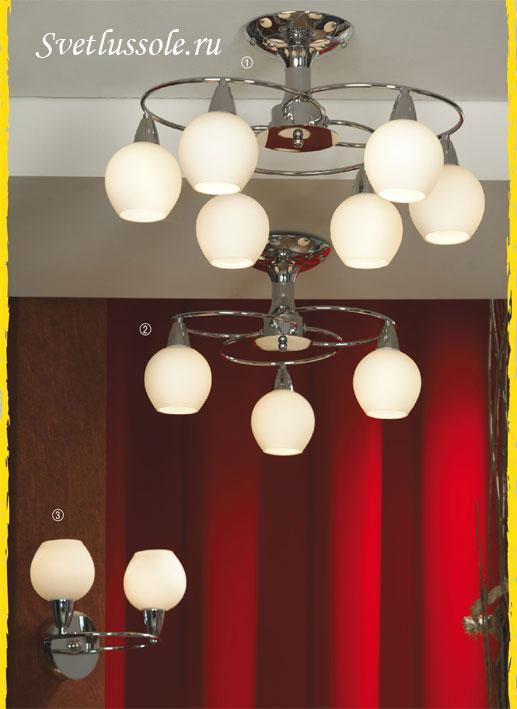 Декоративный светильник Caruso LSQ-4707-06