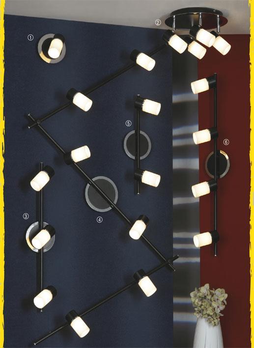 Декоративный светильник Siliqua LSQ-6101-04