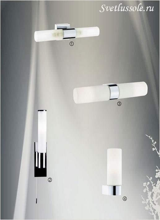 Декоративный светильник 254-101-02 velante