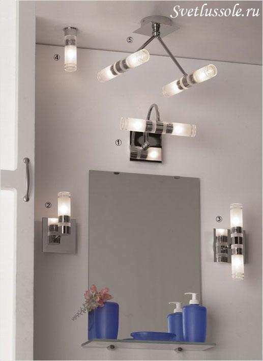 Декоративный светильник Acqua LSL-5411-02
