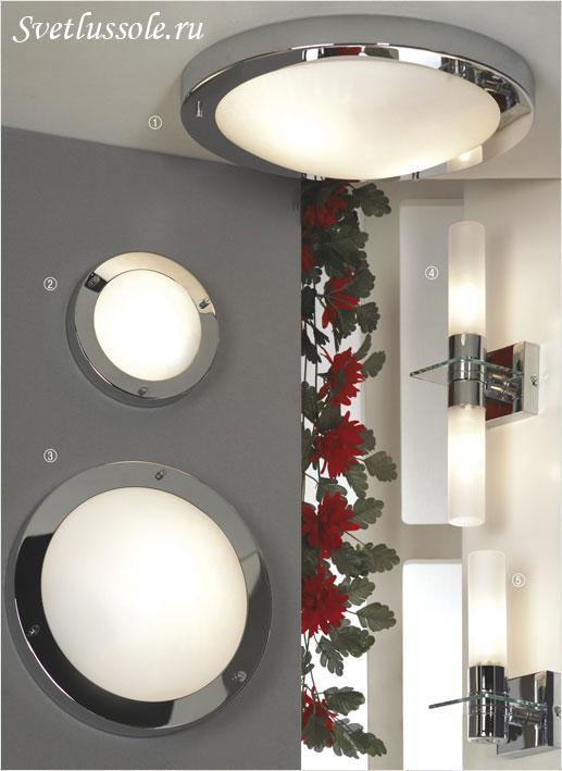 Декоративный светильник Acqua_Liguria