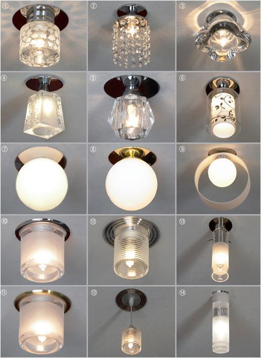 Декоративный светильник Downlights LSQ-9700-01