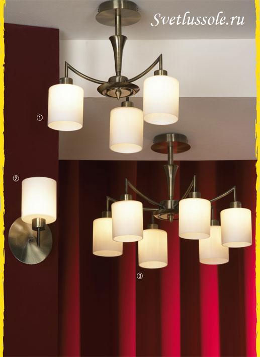 Декоративный светильник Vallata LSQ-1103-06