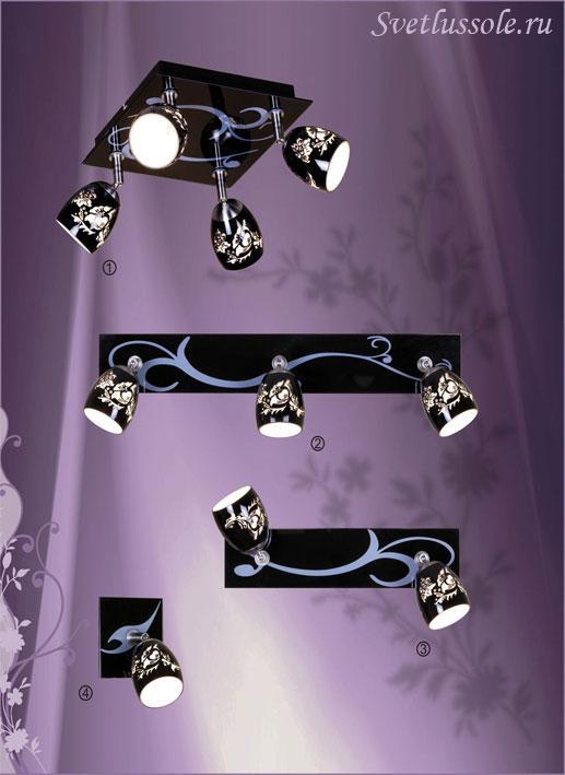 Декоративный светильник 223-122-04 velante