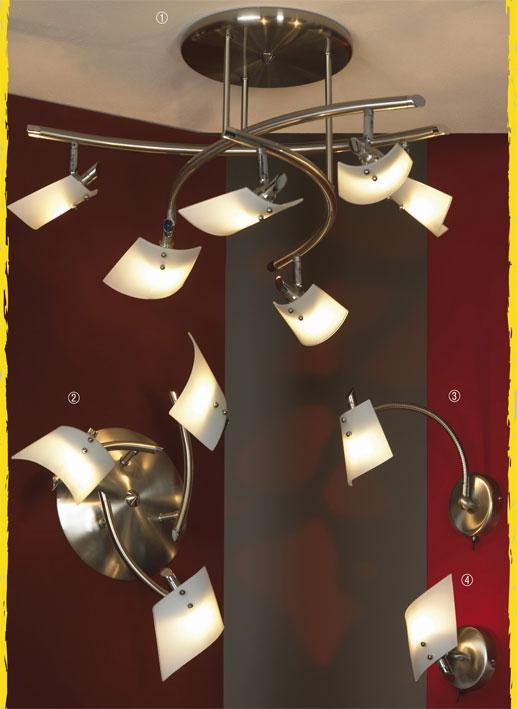 Декоративный светильник Dragoni LSL-1399-06