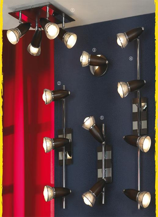 Декоративный светильник Furnari LSL-8001-04