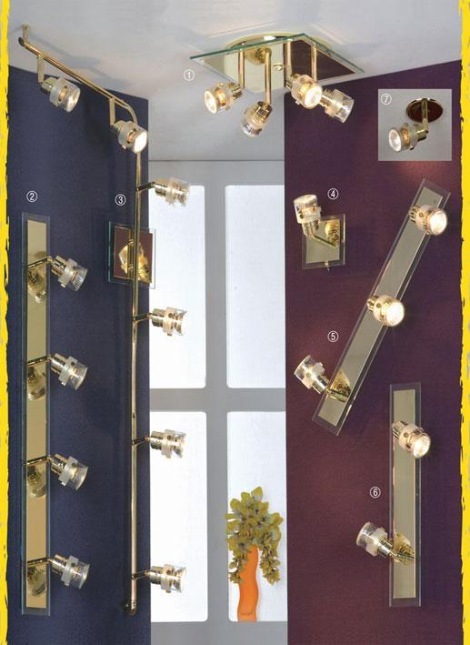 Декоративный светильник Perspicuo LSL-5209-04