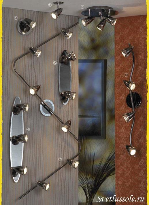 Декоративный светильник Atella LSQ-1709-04