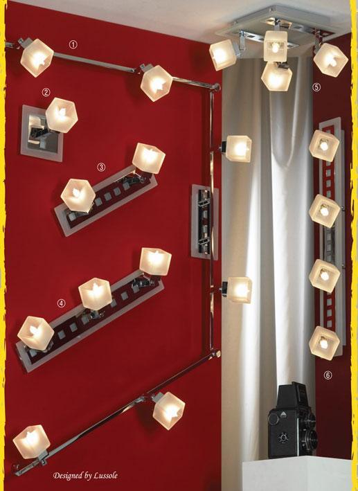Декоративный светильник Secinaro LSL-2101-04