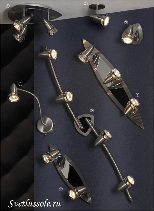 Декоративный светильник Trenno LSL-0611-03