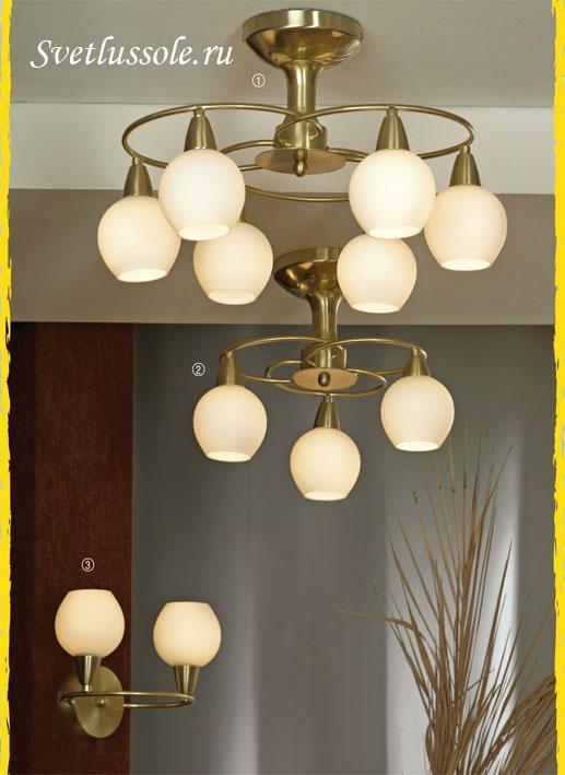 Декоративный светильник Caruso LSQ-4717-03