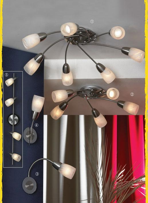 Декоративный светильник Cevedale LSQ-6907-05