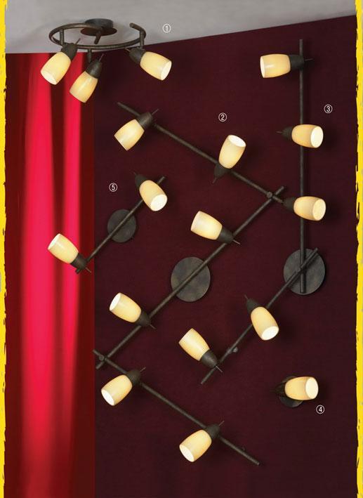 Декоративный светильник Cevedale LSQ-6919-06