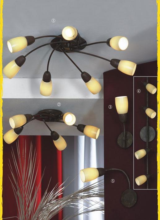 Декоративный светильник Cevedale LSQ-6917-07