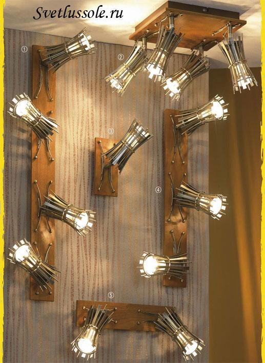Декоративный светильник Offagna LSL-8401-04
