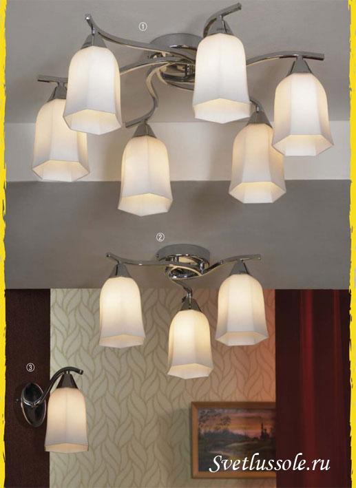 Декоративный светильник Bellaria LSC-8803-06