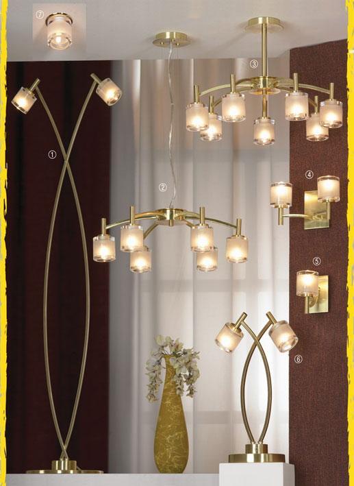 Декоративный светильник Vittorito LSC-6093-07