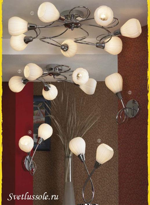 Декоративный светильник Abriola LSC-8303-07
